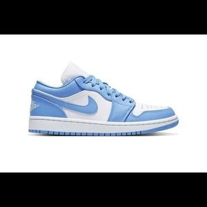 Air Jordan 1 Low UNC Women Sz 7